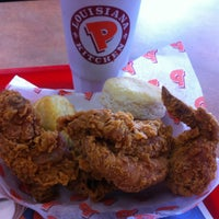 Photo taken at Popeye's by Jay T. on 6/9/2012