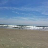 Photo taken at Atlantic Ocean by Tony F. on 5/19/2012