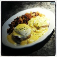 Photo taken at Eggs In the City by Jeremy W. on 7/20/2012
