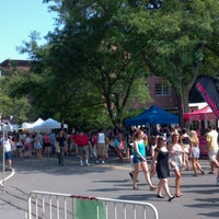Photo taken at Park Ave Festival by Barry V. on 8/4/2012