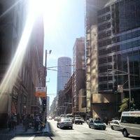 Photo taken at 345 George Street by Darren J. on 8/22/2012