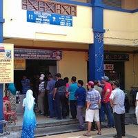 Photo taken at Nasi Baryani Mohd Shah by Zafri Z. on 8/22/2012