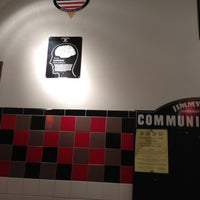 Photo taken at Jimmy John's by Van on 8/11/2012