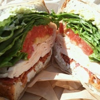 Photo taken at Specialty's Café & Bakery by David S. on 8/31/2012