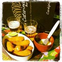 Photo taken at O Catarina Bar by Alex F. on 6/18/2012