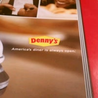 Photo taken at Denny's by T'Shurah D. on 6/24/2012
