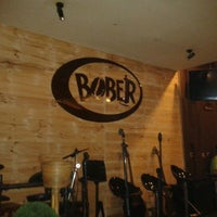 Photo taken at Bober Cafe by Adeal A. on 4/7/2012