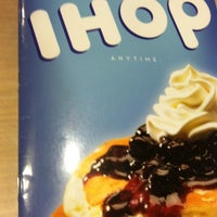Photo taken at IHOP by Travis M. on 3/4/2012