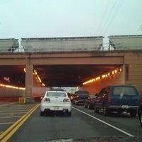 Photo taken at Hicks-Ellis Tunnel by Tim Hobart M. on 3/22/2012