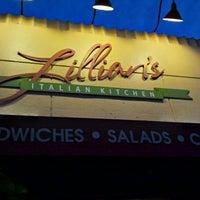 Photo taken at Lillian's Italian Kitchen by T. Aaron Carter on 8/18/2012