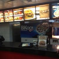 Photo taken at Burger King by Rodrigo C. on 6/12/2012
