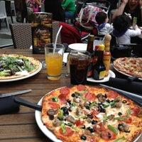 Photo taken at California Pizza Kitchen by Elizabeth on 5/12/2012