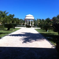 Photo taken at Dreams Punta Cana Resort and Spa by Jose Q. on 2/26/2012