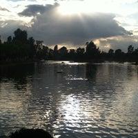 Photo taken at La Encantada by Manuu A. on 3/25/2012
