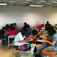 Photo taken at Centro de Lenguas Extranjeras FES Aragón UNAM by Professor S. on 8/31/2012
