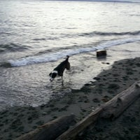 Photo taken at Edmonds Off-Leash Dog Park by Craig R. on 6/24/2012