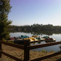 Photo taken at Almaden Lake Park by John R. on 9/2/2012