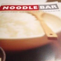 Photo taken at Noodle Bar by Άκης Σ. on 9/3/2012
