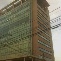 Photo taken at Edif. Esmeralda by Paola J. on 4/5/2012