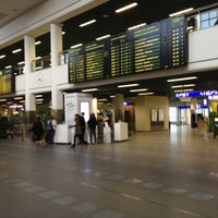 Photo taken at VR Pasila by Frans W. on 3/27/2012