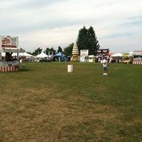 Photo taken at Oswego Harborfest by Garry P. on 7/28/2012