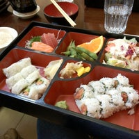 Photo taken at Barracuda Japanese Cuisine by Stanley W. on 8/26/2012