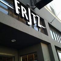 Photo taken at Frjtz by Vittorio S. on 5/12/2012