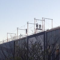 Photo taken at Trapeze School New York by Rob W. on 4/4/2012