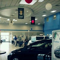 Photo taken at Findlay Honda by LV2012 on 5/31/2012