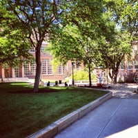 Photo taken at Dimond Library by Jason B. on 7/13/2012