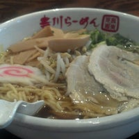 Photo taken at Terakawa Ramen by Linda T. on 8/14/2012