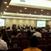 Photo taken at Mercure Recife Mar Hotel Conventions by Pedro P. on 8/20/2012