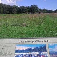 Photo taken at Wheatfield, Gettysburg Battlefield by Gordon W. on 9/9/2012