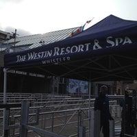 Photo taken at Westin Ski Valet by Neal R. on 2/13/2012