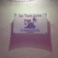 Photo taken at La Tapa Loca by Claudio E. on 5/25/2012