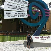 Photo taken at Center for Puppetry Arts by Michael L. on 6/15/2012