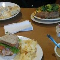 Photo taken at Jason's Deli by Amelia M. on 3/19/2012