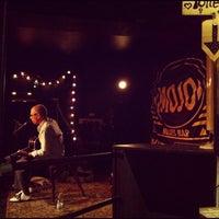 Photo taken at Mojo Blues Bar by Lindsay S. on 4/22/2012