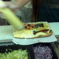 Photo taken at Subway by Bruno O. on 3/2/2012