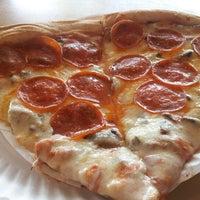 Photo taken at J & S Pizza by Noah A. on 9/7/2012