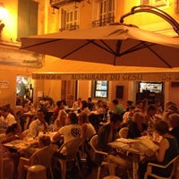 Photo taken at Restaurant du Gesù by iKon on 8/30/2012