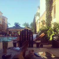 Photo taken at Regents La Jolla Swimming Pool by Wilter Y. on 9/3/2012