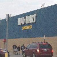 Photo taken at Walmart Supercenter by Juan V. on 3/4/2012