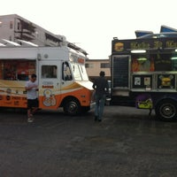 Photo taken at Westside Food Truck Central by Eric O. on 5/17/2012