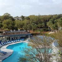 Photo taken at Crowne Plaza Resort by Billy H. on 3/25/2012