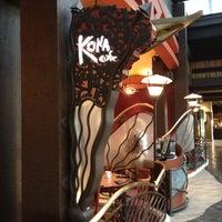 Photo taken at Kona Café by Trish W. on 4/1/2012