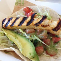 Photo taken at Baja Fresh Mexican Grill by Shoubert D. on 7/16/2012