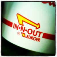 Photo taken at In-N-Out Burger by Neil A. on 4/10/2012