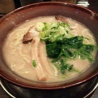 Photo taken at 光麺 恵比寿店 by terasakinnikun on 2/8/2012
