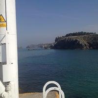 Photo taken at Puerto de Celoriu by Davi on 9/8/2012